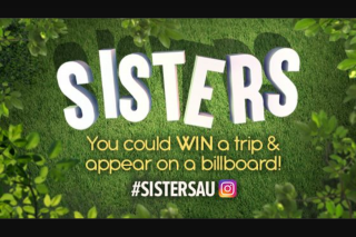 Channel Ten – Sisters – Win an All-Inclusive Relaxing Stay for Two at Gwinganna Lifestyle Retreat