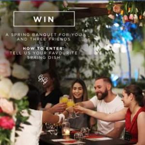 The Gourmand & Gourmet – Win a Banquet at Il Verde