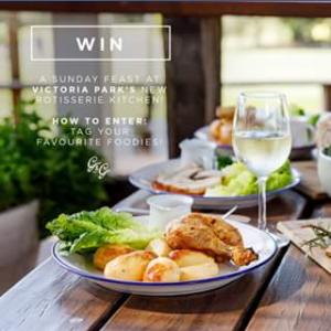 The Gourmand & Gourmet – Win a Lunch for Four at Victoria Park