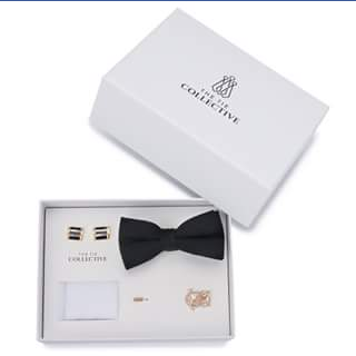 The Tie Collective FB – Win a Martin Bow Tie Set W/ Gold Accessories