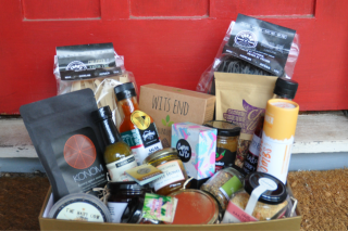The Weekly Review – Win a Larder Door Hamper (prize valued at $300)