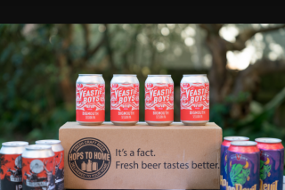 The Weekly Review – Win a One-Year Subscription Valued at $719 Including a Delivery of 10 Fresh Craft Beers Every Month (prize valued at $719)