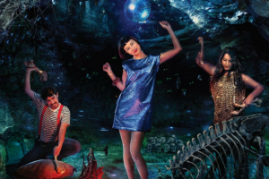 Timeout – Win a Double Pass to Jurassic Lounge Halloween