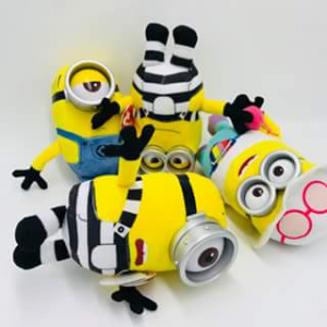 Ty beanie boo collectors – Win a Set of Despicable Me3 Minions
