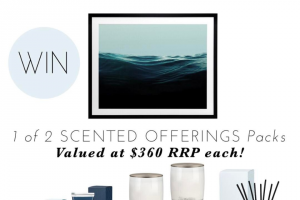 Urban Rituelle – Win 1 of 2 Fabulous Prize Packs (prize valued at $360)