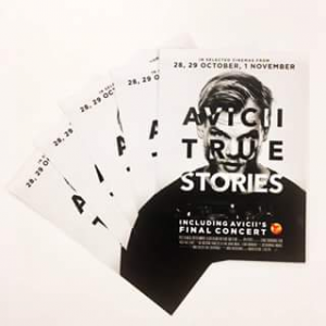 Village cinemas – Win One of Five Avcii True Stories Double Passes