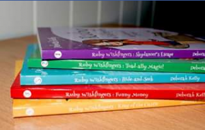Wombat Books – Win The Ultimate Ruby Wishfingers Pack