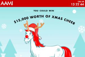 AAMI – Win a $15,000 cash prize