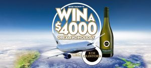 Bottlemart – Win a $4,000 Dream New Zealand holiday with Kim Crawford