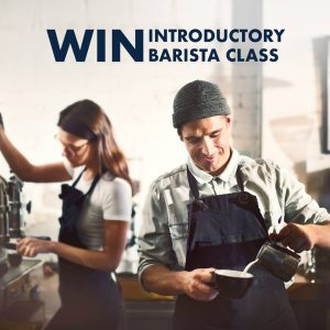 De'Longhi – November Social Media – Win a Barista classes in the winner's capital city of your state of residence valued at $320