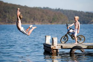 Holidays with Kids – Win 7-nights Free at Big4 Bungalow Park on Burrill Lake valued at $2,000
