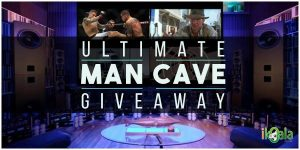 Ikoala.com.au – Win the Ultimate Man Cave prize package
