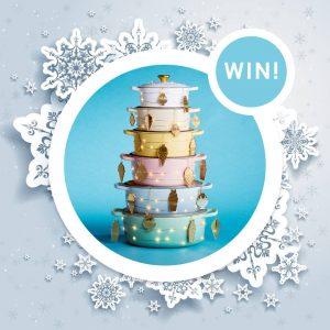 Le Creuset Australia – Win the Le Creuset Christmas Tree valued at $3,100