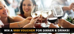 Lipari Pizza Bar – Win a $500 Gift Voucher for Dinner and Drinks at Lipari Pizza
