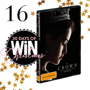 Mind Food – 30 Days Of Christmas – Day 16: Win 1 of 10 The Crown season 1 DVDs valued at over $34 each