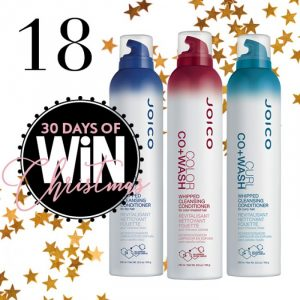 Mind Food – 30 Days Of Christmas – Day 18: Win 1 of 9 Joico Co+ Washes valued at over $29 each