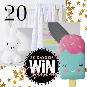 Mind Food – 30 Days Of Christmas – Day 20: Win 1 of 3 Lolli Living packs valued at over $104 each