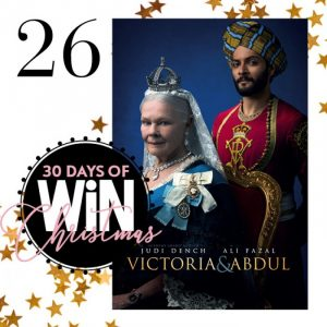 Mind Food – 30 Days Of Christmas – Day 26: Win 1 of 10 copies of Victoria & Abdul valued at over $34 each