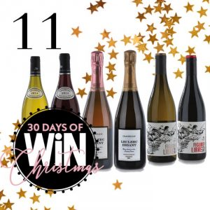 Mind Food – 30 Days of Christmas – Day 11: Win a curation of 6 premium wines valued at $400