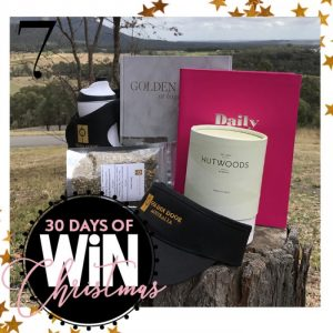 Mind Food – 30 Days of Christmas – Day 7: Win a Golden Door Essentials pack valued at $257