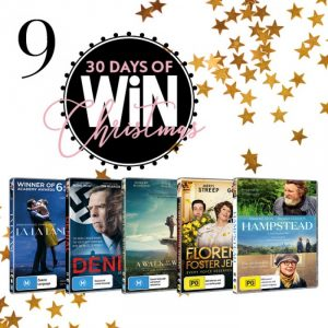 Mind Food – 30 Days of Christmas – Day 9: Win 1 of 2 DVD prize packs valued at over $124 each