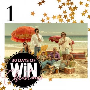 Mind Food – 30 Days of Christmas – Day 1 – Win 1 of 10 double tickets to Swinging Safari valued at $38 each