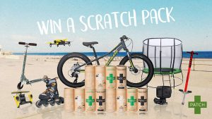 Nutricare – Australia's Most Fearless Kid – Win a Scratch prize pack valued at $2,500