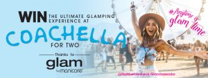 Priceline Pharmacy – Glam by Manicare – Win a trip for 2 to Coachella Valley Music and Arts Festival in Los Angeles, USD valued at $19,800