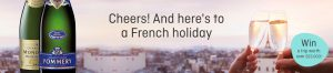 Qantas Airways – Qantas epiQure Champagne – Win a major prize of a trip for 2 to France valued at $23,310 OR 1 of 7 minor prizes