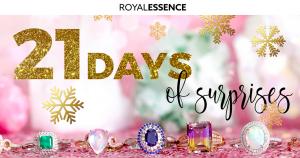 Royal Essence – 21 Days of Surprises