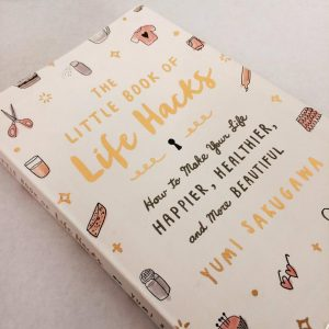 Schlage Australia – Win 1 of 5 copies of The Little Book of Life Hacks by Yumi Sakugawa
