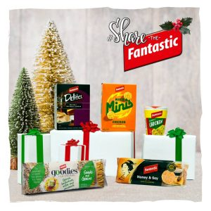 Share the Fantastic – Win 1 of 10 packs of Fantastic products