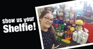 Supercheap Auto – Show us your Shelfie – Win 1 of 2 weekly prizes of a $100 Supercheap Auto Gift Card each