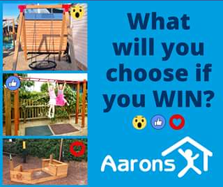 Aarons Outdoor Living – Win an Awesome Christmas Gift for You and Your Loved Ones In The Process