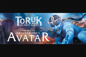 Access Reel – Win 5 X Double Passes to See Cirque Du Soleil Toruk