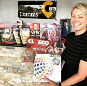 Alexandra Porter-Coronis – Win a Kids Hamper Open to Brisbane Only