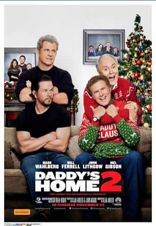 All About Entertainment – Win Doubles to Daddy's Home 2