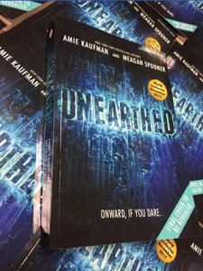 Allen & Unwin teen – Win One of Five Proof Copies of Unearthed