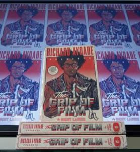 Allen & Unwin – Win Signed Copies of Richard Ayoade's The Grip of Film