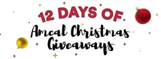 Amcal 12 Days of Christmas giveaways – Competition (prize valued at $1)