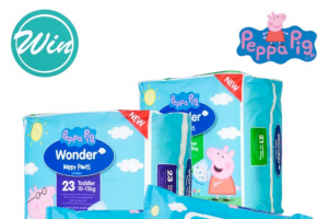 Beaches Kids – Win a Peppa Pig Summer Party Prize Pack Worth $150