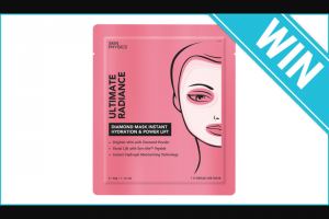 Beauty Heaven – Win 1 of 5 Skin Physics Face Mask Packs
