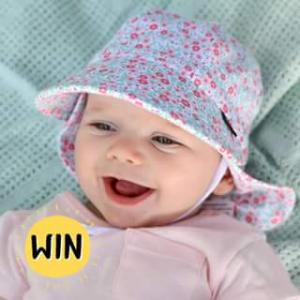 Bedhead Hats – Win an 'AMELIA' printed Legionnaire Hat