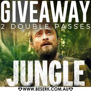 Beserk – Win One of Two Double Passes to See Jungle