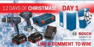 Blackwoods – Win 12 Days of Christmas (prize valued at $305)