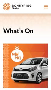 Bonnyrigg Plaza – Win Scratch Game Card (prize valued at $15,690)