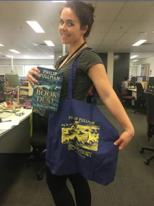 Booktopia – Win a Copy of La Belle Sauvage & a Tote Bag