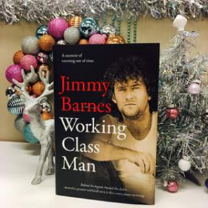 Booktopia – Win a Copy of Working Class Man Book