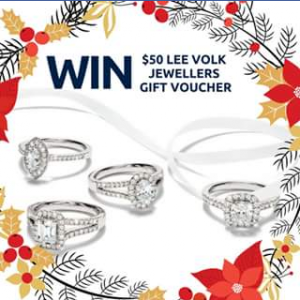 Booval Fair – Win a $50 Lee Volk Jewellers Gift Voucher