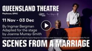Brisbane festival – Win a Double Pass to See Scenes From a Marriage